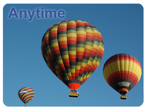 Anytime Balloon Ride Voucher